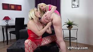 Pissing Lesbians Barbie Sins Increased by Brittany Bardot