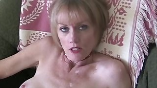 Granny has some hot sexual connection wean away from Wicked Sexy Melanie