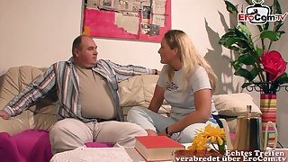 German blonde big tits milf mother turtle-dove