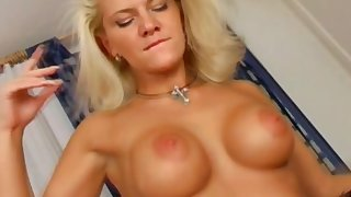Hardcore Throat Fuck For Czech Blonde That Arouse