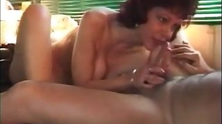 Hot patriarch lass sucking dig up rimming and mountain dew cum