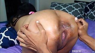 Indian Milf Tries Black Dick (Anaya Night)