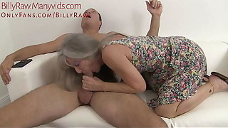 Granny Requirements Grandson Obeying Porn-Leilani Lei