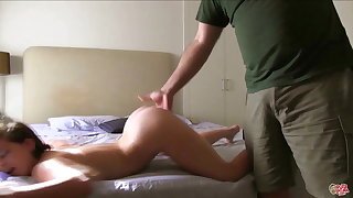 PUTA LOCURA Fresh Teen picked up and tricked into sex